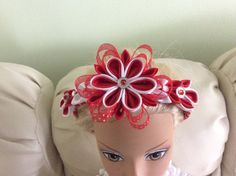 Hey, I found this really awesome Etsy listing at https://www.etsy.com/listing/239528238/custom-floral-red-and-white-headband-for