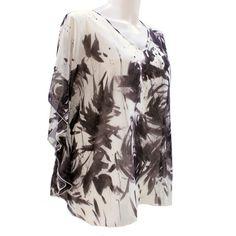 Blusón estampado #tallasgrandes #alisboutique #outlet