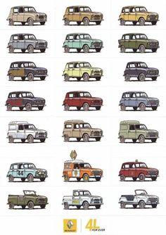 Retro Cars, Vintage Cars, My Dream Car, Dream Cars, Carros Vw, Automobile, Porsche 911 Turbo, Mini Trucks, Vw Cars