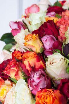 Himmel und Erde florist shop in Hamburg, Germany (Flowerona) Amazing Flowers, Beautiful Roses, My Flower, Fresh Flowers, Flower Power, Beautiful Flowers, Happy Flowers, Love Rose, Flower Arrangements