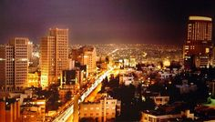 Picture From Jordan Amman, near city center