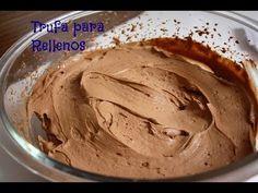 chocolate para relleno de tartas