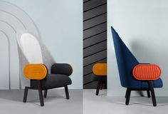 Furniture - Moon armchair by Charles Kalpakian for Galerie BSL  credit photo @parissequema