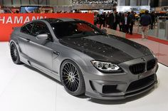 Hamann BMW M6 Mirror can now cash the checks its body writes