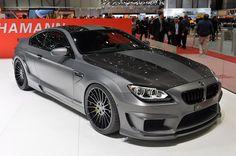 Hamann BMW M6 Mirror can now cash the checks its body writes
