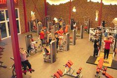 El gimnasio también es un lugar perfecto para los paneles de ladrillo. The gym is a perfect place for the brick panels. #DressYourWall #Gym #Fit