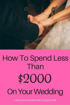 How to plan a wedding on a budget, I had no idea how much weddings cost these days. When I read that the average wedding costs upwards of $20,000 I think I died a little inside. There was simply no way we could afford that. Going into debt for our wedding is not an option, so we were going to have to shave a zero off of that number, unconventional wedding, wedding budget, wedding planning