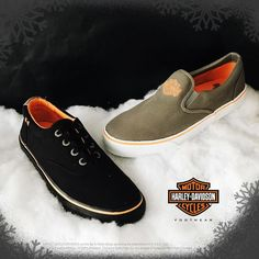 Casual style for the Harley lover on your list.  Shop the latest H-D motorcycle boots and Harley sneakers at harley-davidsonfootwear.com.