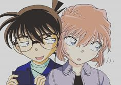 #Conan #haibara #ai #detectiveconan