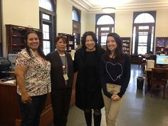 Supreme Court Justice Sonia Sotomayor pays a visit to her old library in the Bronx, NYPL's Hunts Point branch.
