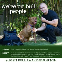 This Ad Campaign Will Make You A Pit Bull Person. Seriously.