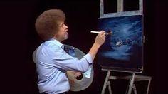 Bob Ross The Joy of Painting Season 20 Episode 5 Divine Elegance Painting Videos, Painting Lessons, Painting Tips, Painting Techniques, Art Lessons, Pinturas Bob Ross, Bob Ross Youtube, Robert Ross, Bob Ross Art