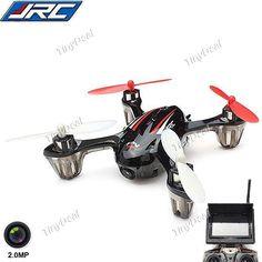 JJRC H6D 4CH 6-axis 5.8G FPV RC Drone Quadcopter w/ 2MP HD Camera One Key Return TRC-460801