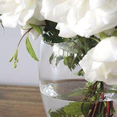 Vase verre Kurt ht.25,5 cm