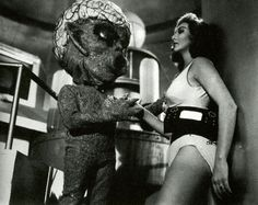 Vintage Sci Fi Girls | They came from outer space a half-century ago and landed in Mexico ...
