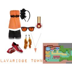 Hoenn+-+Lavaridge+Town+by+naegis+on+Polyvore+featuring+Pieces,+Clink,+Paul+Black,+American+Apparel,+Estée+Lauder,+MACBETH,+lavaridge+town,+hoenn+and+pokemon