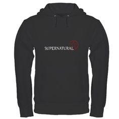 SUPERNATURAL Pentacle Hoodie (dark)