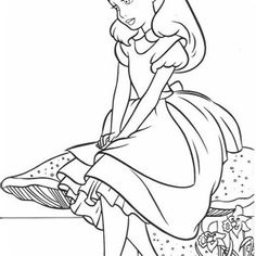 Cat Coloring Page, Online Coloring Pages, Cool Coloring Pages, Cartoon Coloring Pages, Disney Coloring Pages, Coloring Pages For Kids, Coloring Books, Kids Coloring, Free Coloring