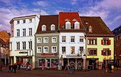 Die Sonne soll diese Woche wieder rauskommen, nicht nur in Saarbruecken, Saarland, Germany. :-)
