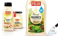 Felix Salad Dressings - THIS WAY UP