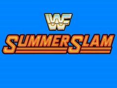 wwf summerslam logo - Google Search