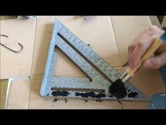 Speed square basics - How to use one - YouTube