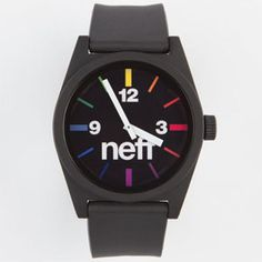 neff new tillys newarrival streetwear watch time