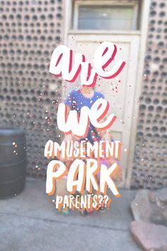 are we amusement park parents - knotts spooky farm