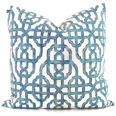 Sylvester Stallone's Life Story - Pillow Diy How To Make Pillows, Diy Pillows, Accent Pillows, Throw Pillows, Cushions, Pillow Forms, Pillow Inserts, Trellis Pattern, Decorative Pillow Covers