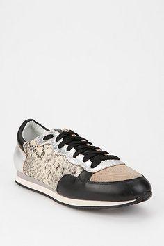 Pour La Victoire Alice Animal Print Sneaker, $185