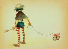 Here is a place where I will post all of the official Gorillaz art. I claim none of this art and it is all created by Jamie Hewlett. I will NOT be posting any fan art (including edits). Art Gorillaz, Gorillaz Band, Gorillaz Noodle, Gorillaz Wiki, Damon Albarn, Tank Girl, Gorillaz Plastic Beach, Jamie Hewlett Art, Demon Days
