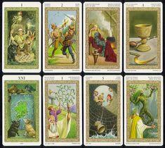 The Tarot of Druids