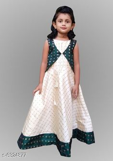 Frocks & Dresses Diva Fancy Kid's Girls Dresses   Fabric: Cotton Silk Multipack: Single Sizes: 1-2 Year (Bust Size: 18.5 in, Waist: 18.5, Length Size: 32 in) 2-3 Year (Bust Size: 20 in, Waist: 19.5, Length Size: 34 in) 3-4Year (Bust Size: 21 in, Waist: 20, Length Size: 36.5 in) 4-5Year (Bust Size: 21.5 in, Waist: 20.5, Length Size: 38 in) 5-6 Year (Bust Size:22 in, Waist: 21, Length Size: 40.5 in) 6-7 Year (Bust Size: 22.25 in, Waist: 21.5, Length Size: 42 in) 7-8Year (Bust Size:  21.5  in, Waist: 22, Length Size: 44.5 in) 8-9Year (Bust Size: 23.25in, Waist: 22, Length Size: 46 in) 9-10 Year (Bust Size: 24 in, Waist: 22, Length Size: 47.5 in) 10-11Year (Bust Size: 24.5 in, Waist: 22.5, Length Size: 49 in) 11-12Year (Bust Size: 25 in, Waist: 23, Length Size: 50 in) 12-13Year (Bust Size: 25.25 in, Waist: 23.75, Length Size: 51 in) 13-14Year (Bust Size: 26 in, Waist: 24, Length Size: 52 in) 14-15Year (Bust Size: 26.5 in, Waist: 24.5, Length Size: 53 in) 15-16Year (Bust Size: 27 in, Waist: 25, Length Size: 55 in) Country of Origin: India Sizes Available: 0-6 Months, 0-1 Years, 1-2 Years, 2-3 Years, 3-4 Years, 4-5 Years, 5-6 Years, 6-7 Years, 7-8 Years, 8-9 Years, 9-10 Years, 10-11 Years, 11-12 Years, 12-13 Years, 13-14 Years, 14-15 Years, 15-16 Years   Catalog Rating: ★3.9 (289)  Catalog Name: Modern Classy Girls Frocks & Dresses CatalogID_1005346 C62-SC1141 Code: 828-6324877-6822