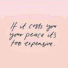 Love Quote peace