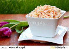 Odlehčený coleslaw