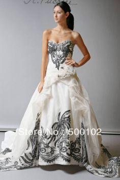 Abiti da sposa on AliExpress.com from $245.0