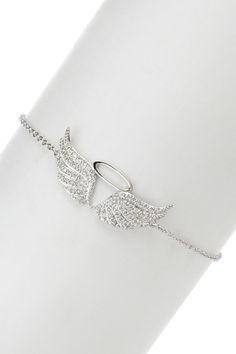 Angel Wings ankle bracelet- Hautelook