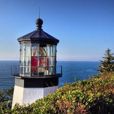 Cape Meares Lighthouse in Cape Meares, OR