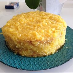 #Torta de coco
