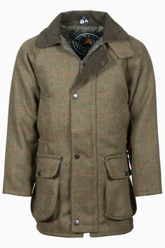 Rydale Junior Boys Derby Tweed Jacket