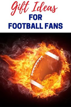 25 Cool Gifts For Football Lovers Fathers Day Presents, Presents For Her, Cool Gifts, Best Gifts, Gifts For Football Fans, Christmas Gifts For Boys, Teenage Girl Gifts, Gifts For Boss, Birthday Gifts For Her
