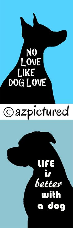 dog silhouettes #azpictured #doglovers #australia