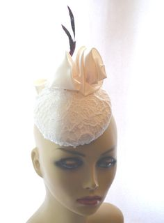 Bethany BY BRIDGET EARLY #millinery #hats #HatAcademy