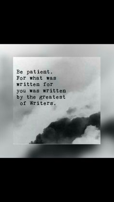 The greatest writer...