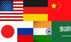 """The Seven Great Powers To kick off 2015, we present our take on who the real """"G-7"""" countries are: the world's seven great powers, ranked by their ability to shape both their immediate environments and the broader world."""