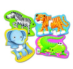 The Learning Journey My First Shaped Puzzle ? Safari Friends ? Fun Shaped Toddler Puzzles and Gifts for Boys and Girls Ages 2 and Up * To view further for this item, visit the image link. (This is an affiliate link)
