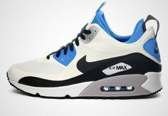 "Nike Air Max 90 Mid NS ""Laser Blue"""