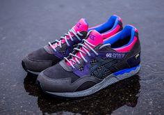 Packer Shoes x Asics GEL-Lyte V Gore Tex