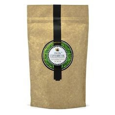 Natural Exfoliating Coffee Scrub for Face & Body CANNABIS Oil  150g | Oli-Oly #OliOly