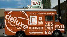 The Little Orange Rocket: 81 chevy step van (denver co)